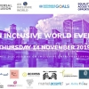 Media Release: Universal Inclusion Launches Digital Platform Showcasing Inclusive Entrepreneurs During An Inclusive World Event