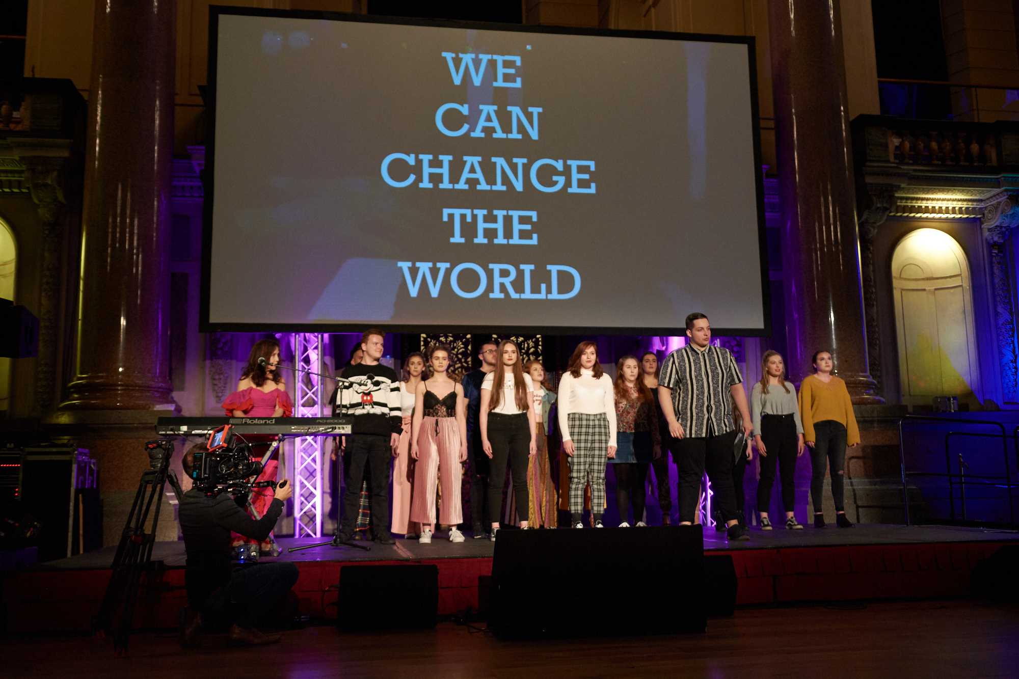 Music as a Force For Change
